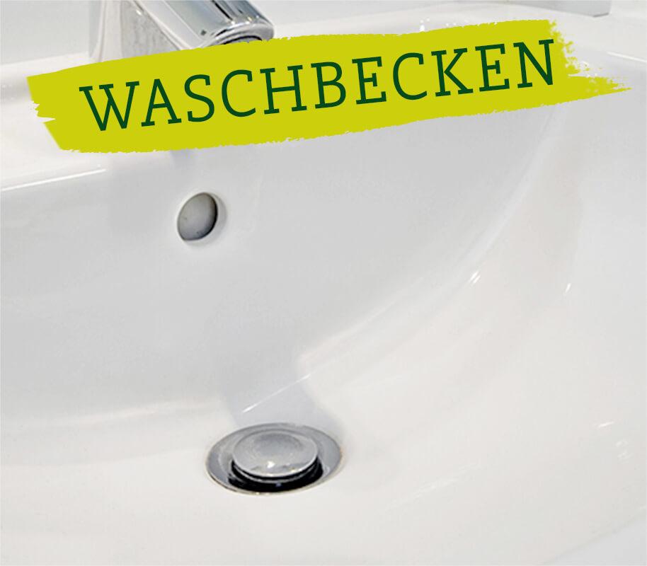 SURIG - Waschbecken reinigen