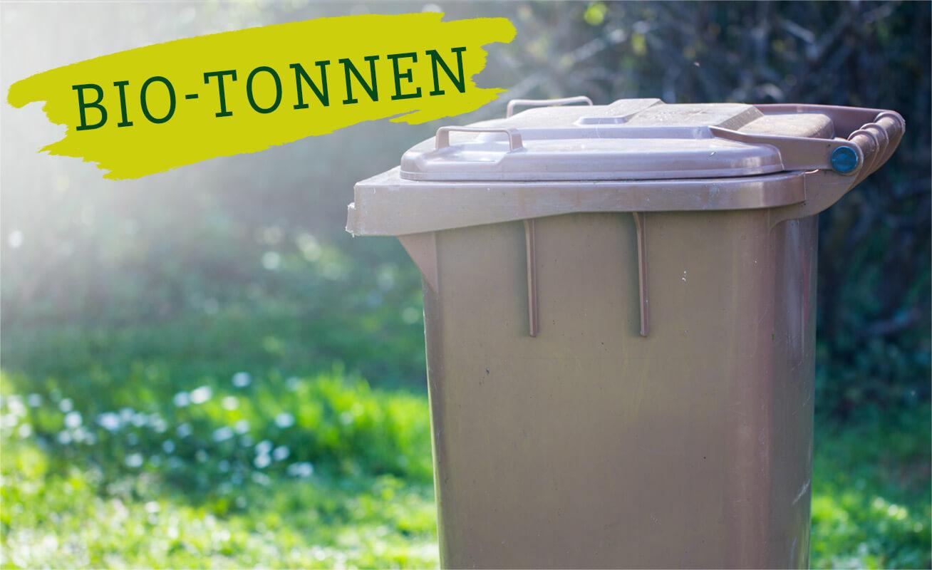 SURIG - Bio-Tonnen reinigen