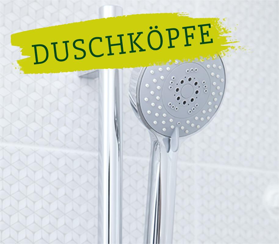 SURIG - Duschköpfe reinigen