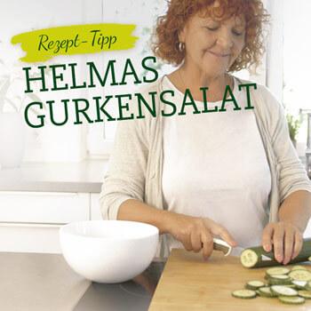 Helmas Gurkensalat