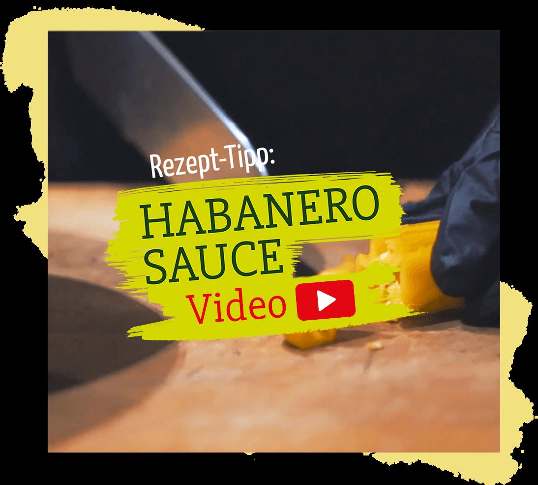 Habanero Sauce mit SURIG