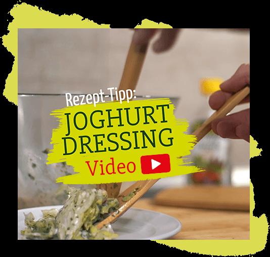 Joghurt Dressing mit SURIG