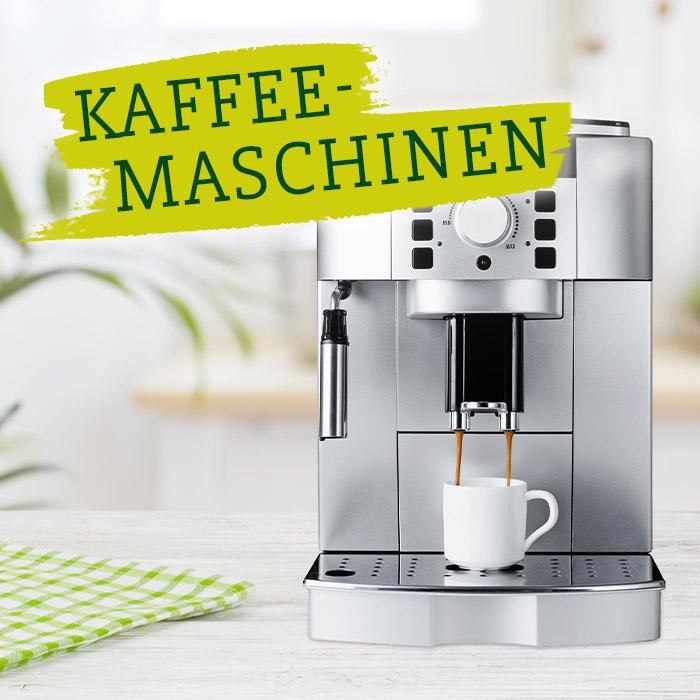 Kaffeemaschine entkalken - Surig Essigessenz