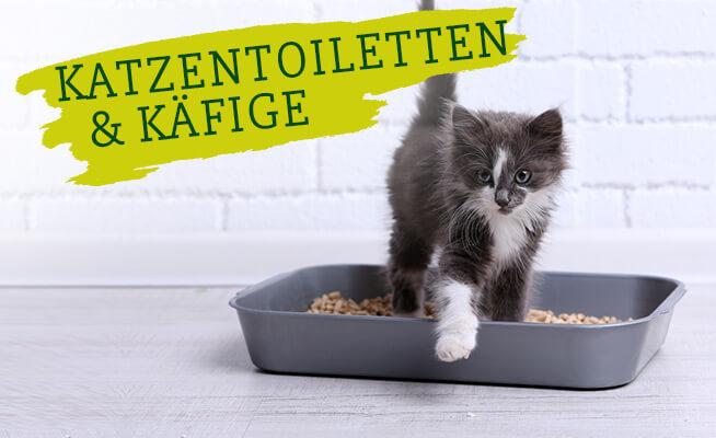 SURIG - Katzentoiletten & Käfige reinigen