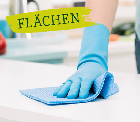 SURIG - Küchenflächen reinigen