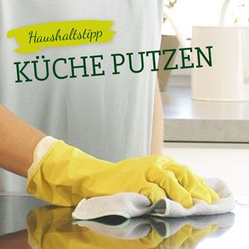SURIG Haushaltstipp - Küche putzen