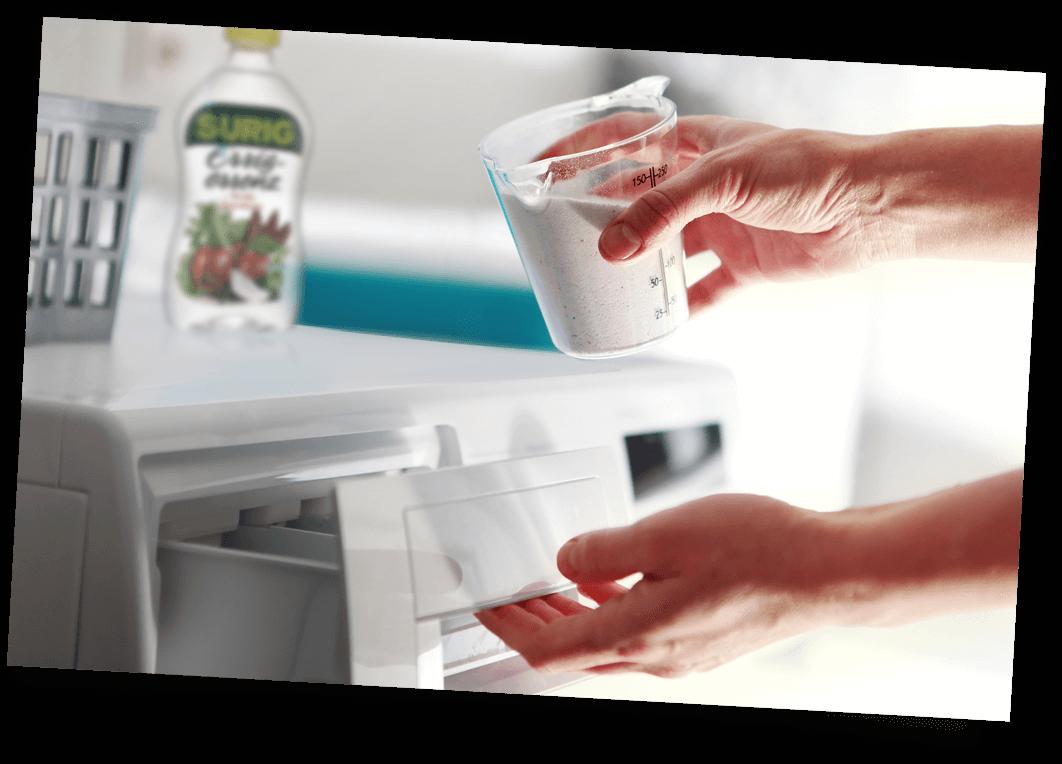 Hygienische Wäsche und mehr mit SURIG