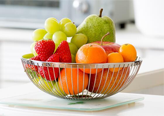 Mit SURIG Obst und Gemüse natürlich reinigen