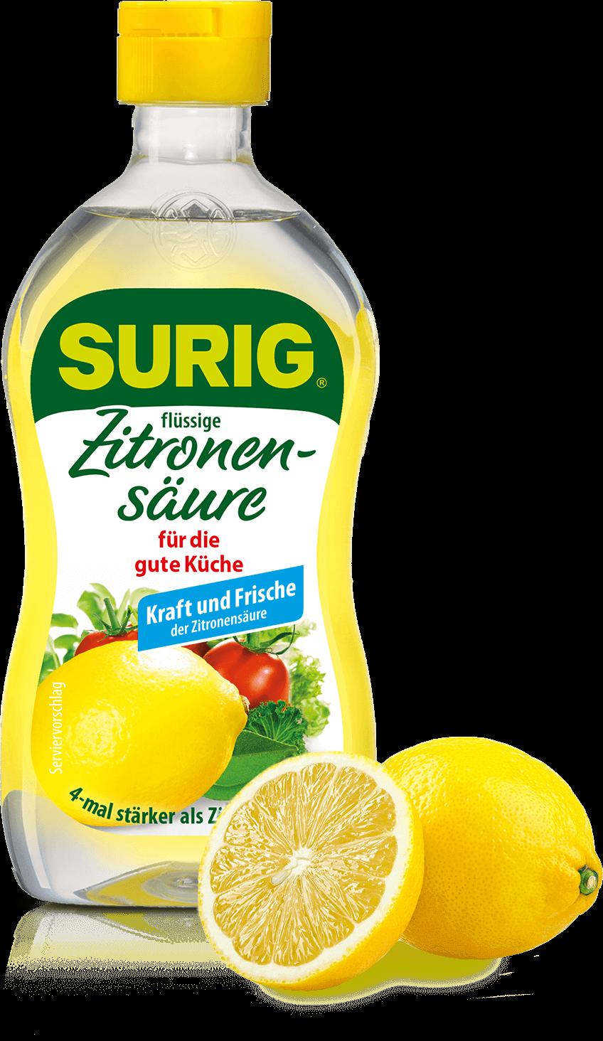 Surig Zitronensäure
